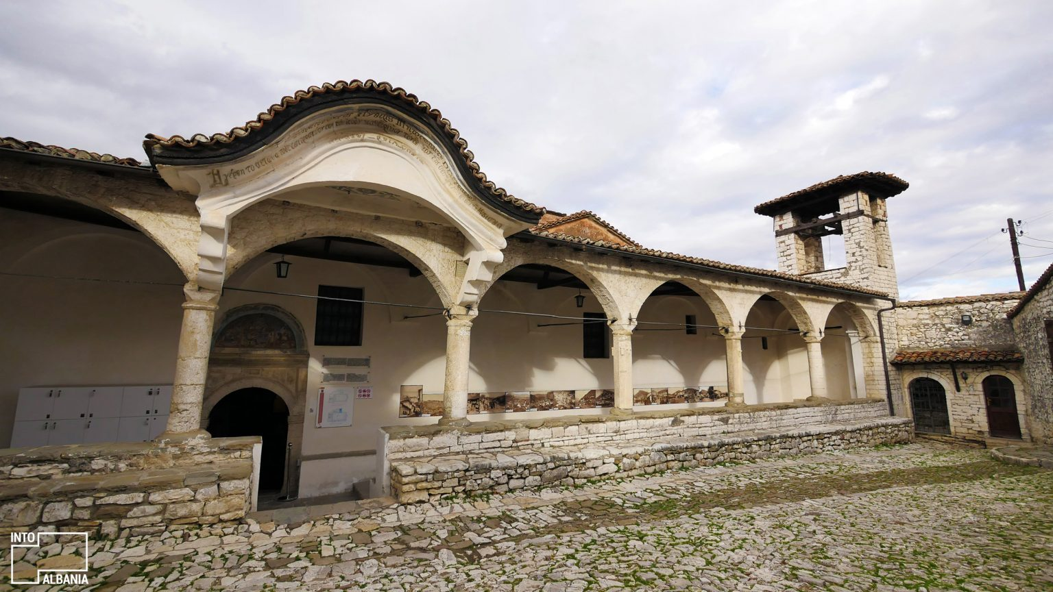 Onufri Museum, Berat, photo by IntoAlbania.