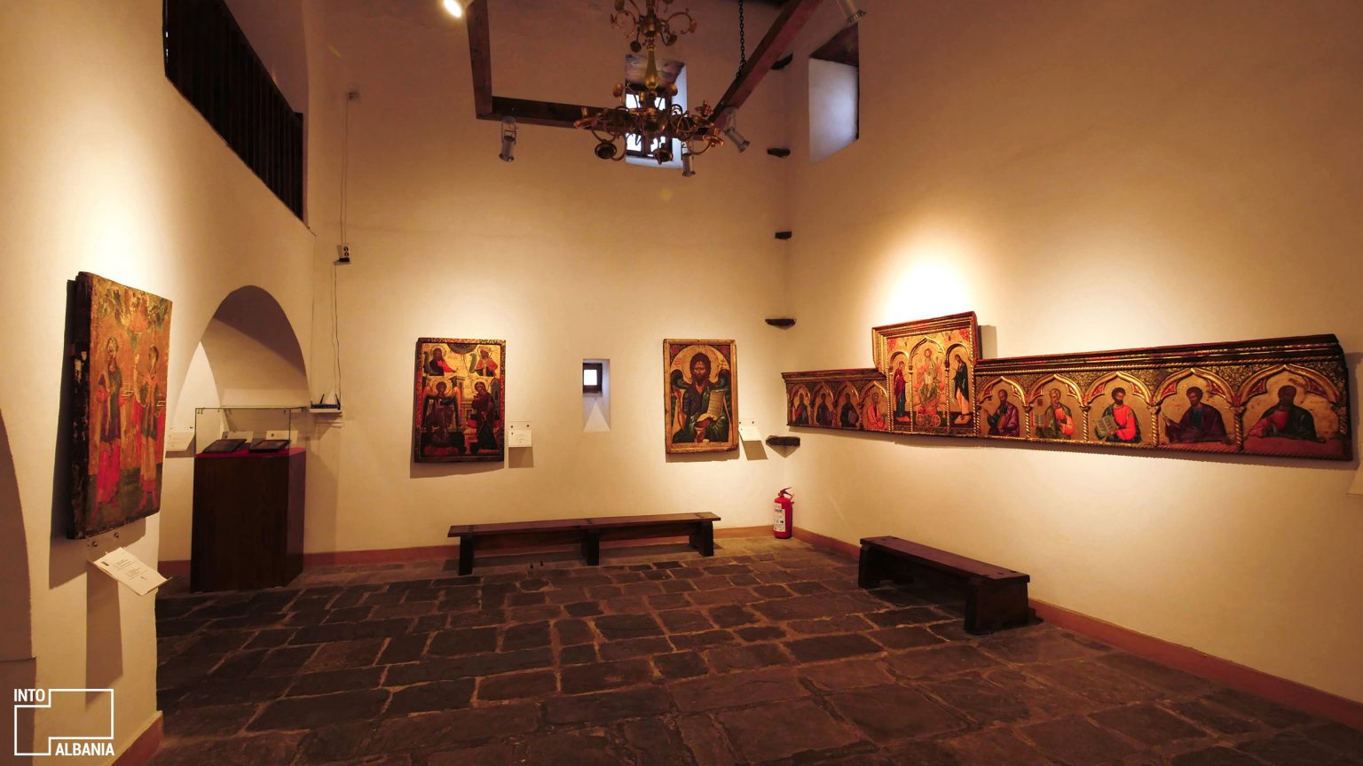 Onufri Museum, Berat, photo by IntoAlbania