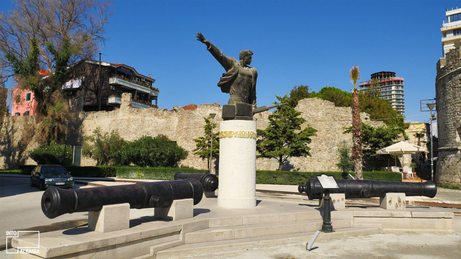 Castle of Durrës