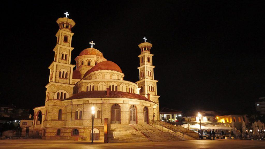 Orthodox Catherdral of Korça