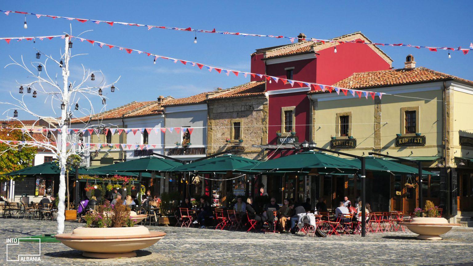 Old bazaars