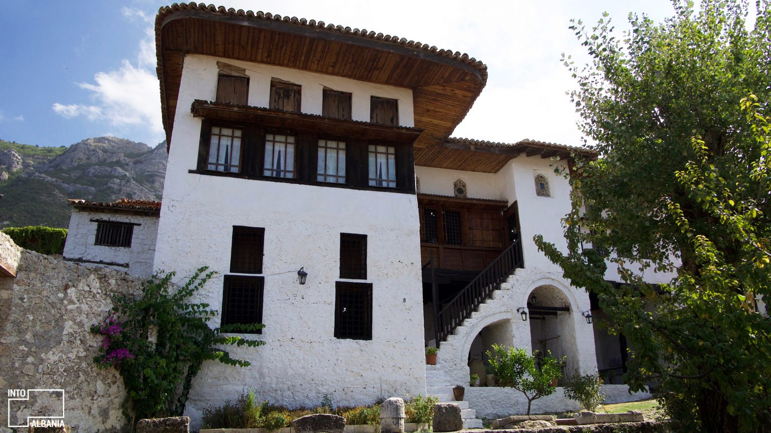 National Ethnographic Museum, Kruja, photo by IntoAlbania