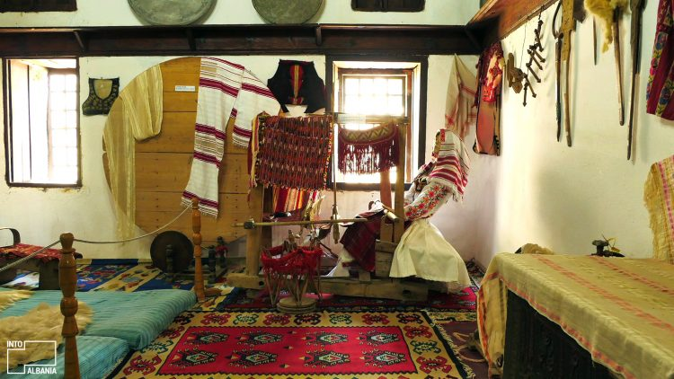 The Ethnographic Museum of Kruja
