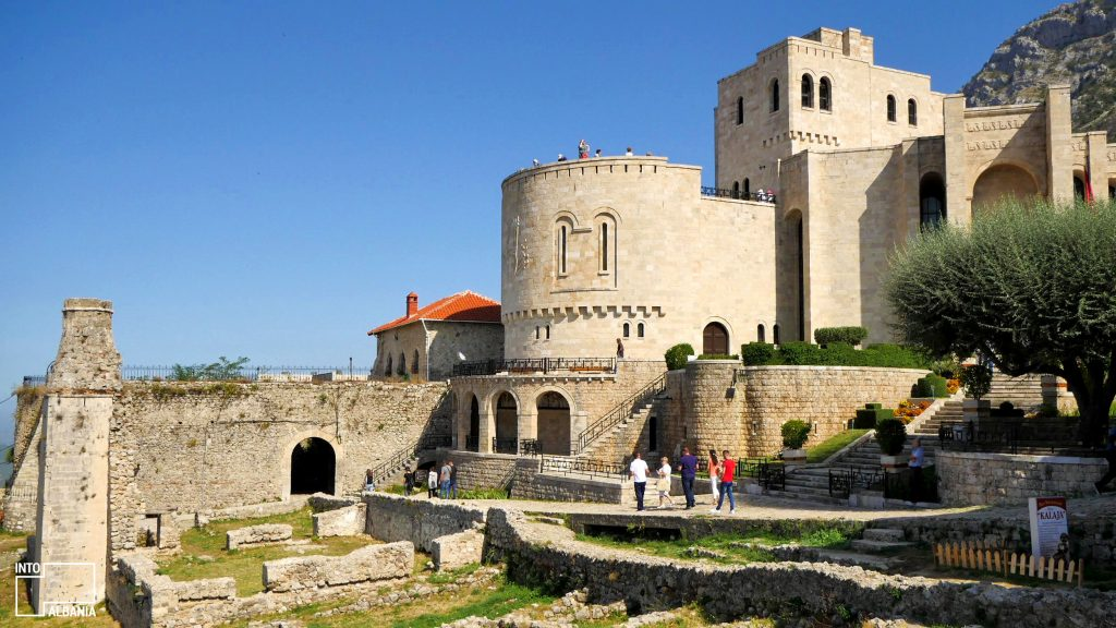 """Muzeu Kombëtar """"Gjergj Kastrioti Skënderbeu"""""""