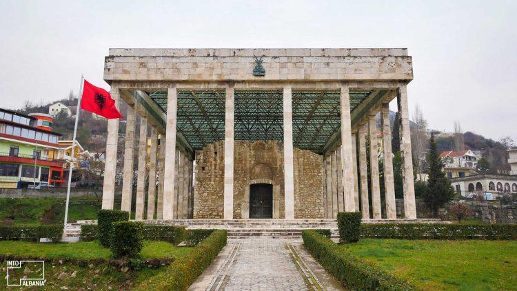 Memorial of Skanderbeg