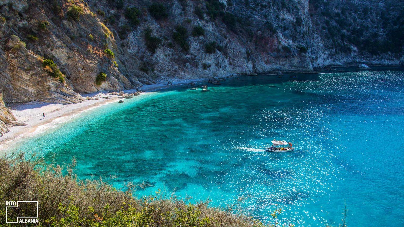 Sea, South Albania, Saranda