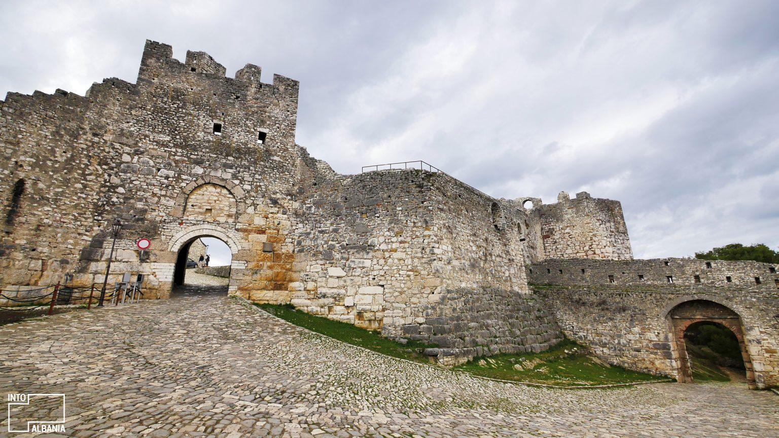 Berat Castle, photo by IntoAlbania