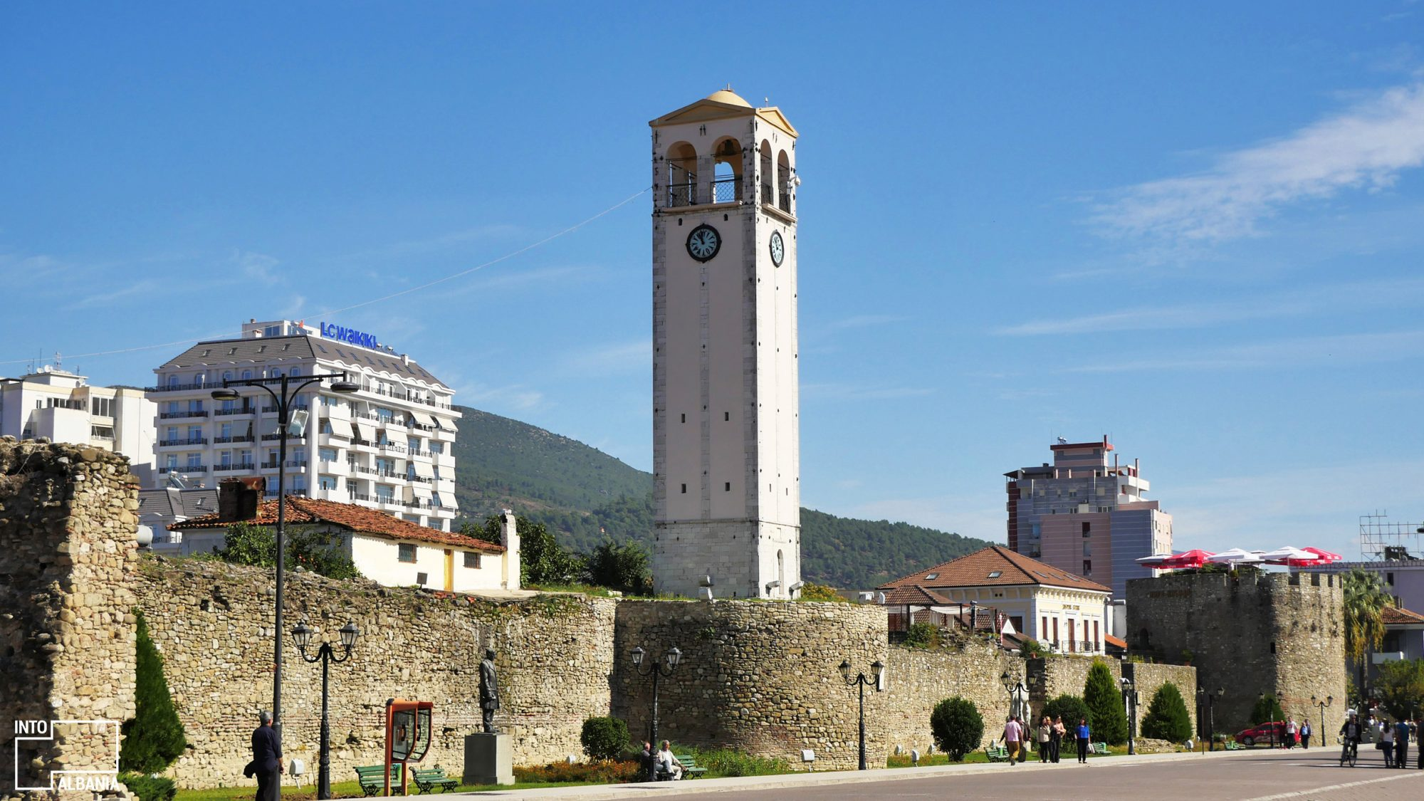 Castle of Elbasan