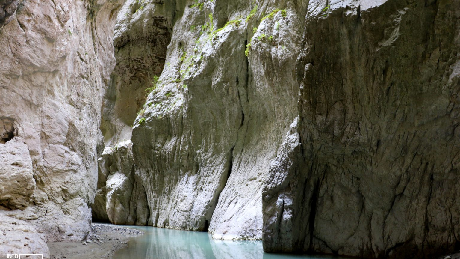 Holta's Canyon, Elbasan, photo by IntoAlbania