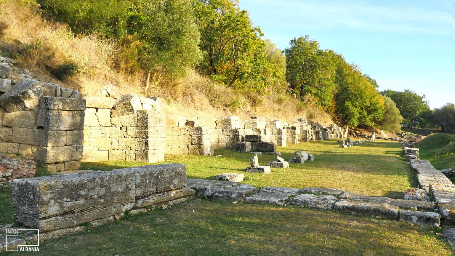 Archeological Park of Apollonia, Fier, photo by IntoAlbania
