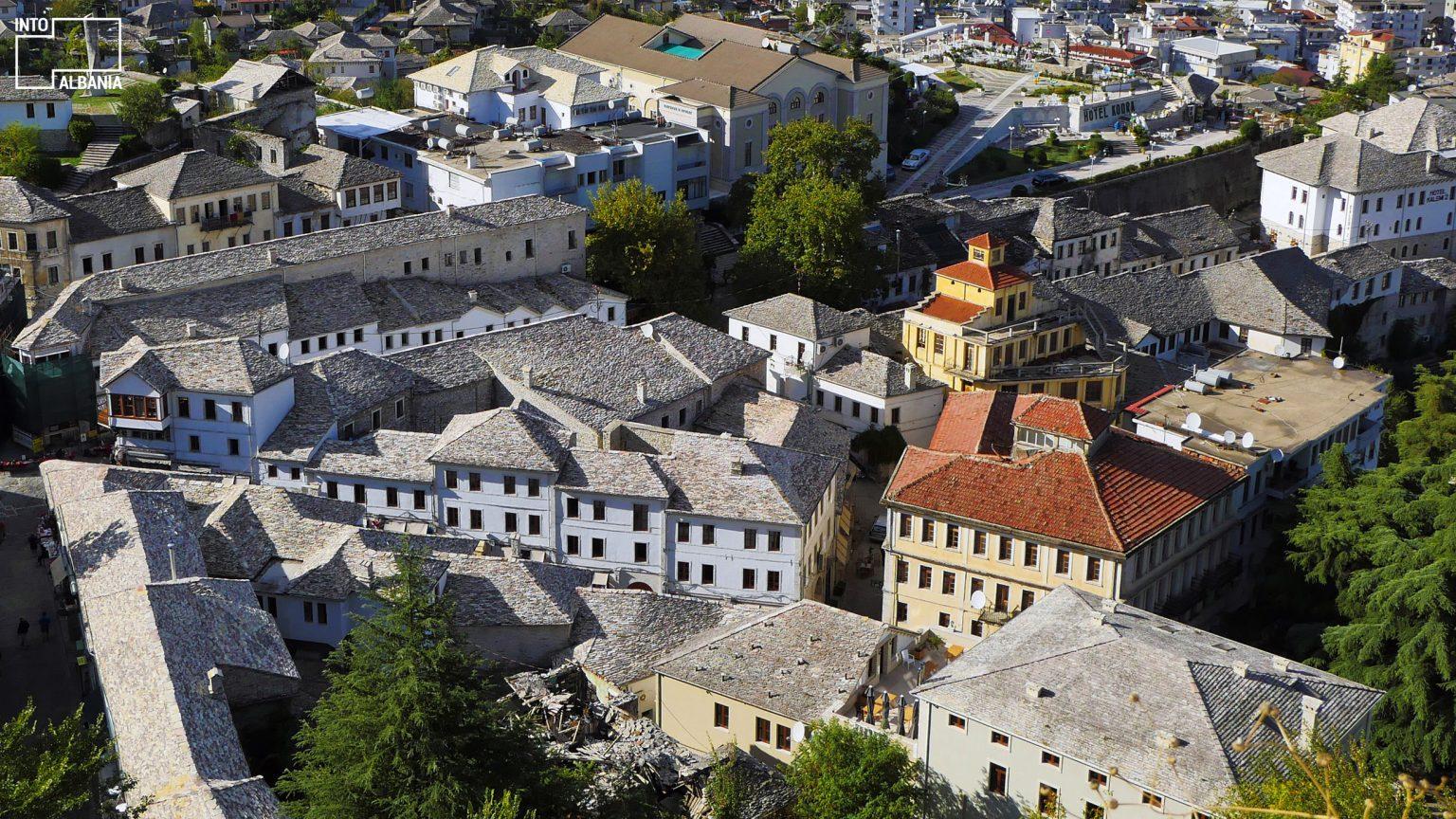 Gjirokastër, Kalaja e Gjirokastrës