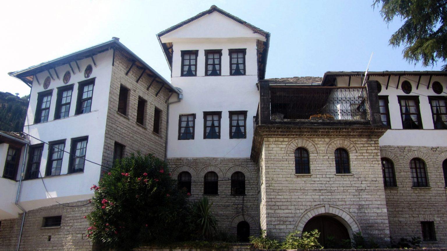 Muzeu Etnografik, Gjirokastër, foto nga IntoAlbania