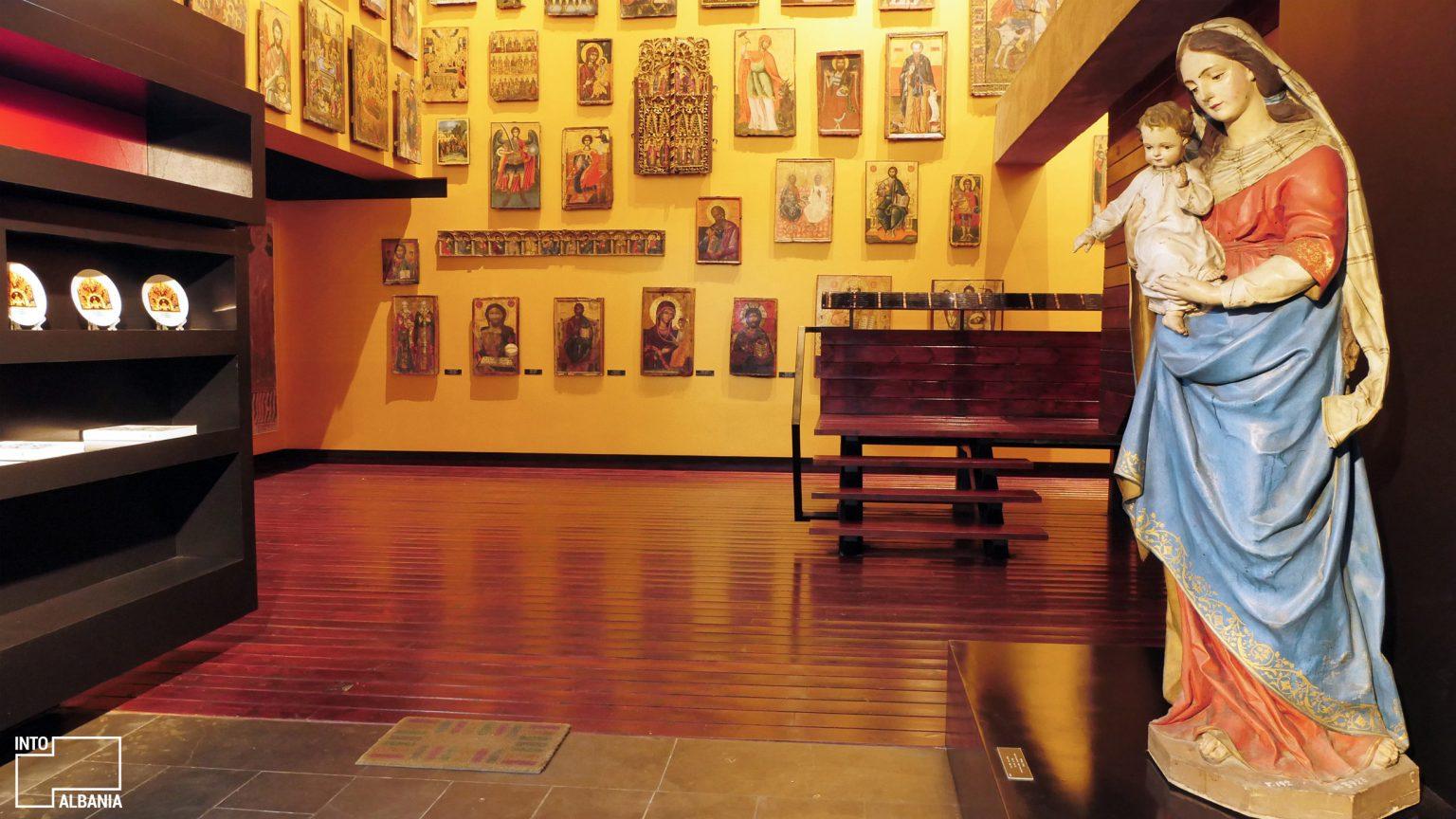 Muzeu Kombëtar i Artit Mesjetar, Korçë, foto nga IntoAlbania