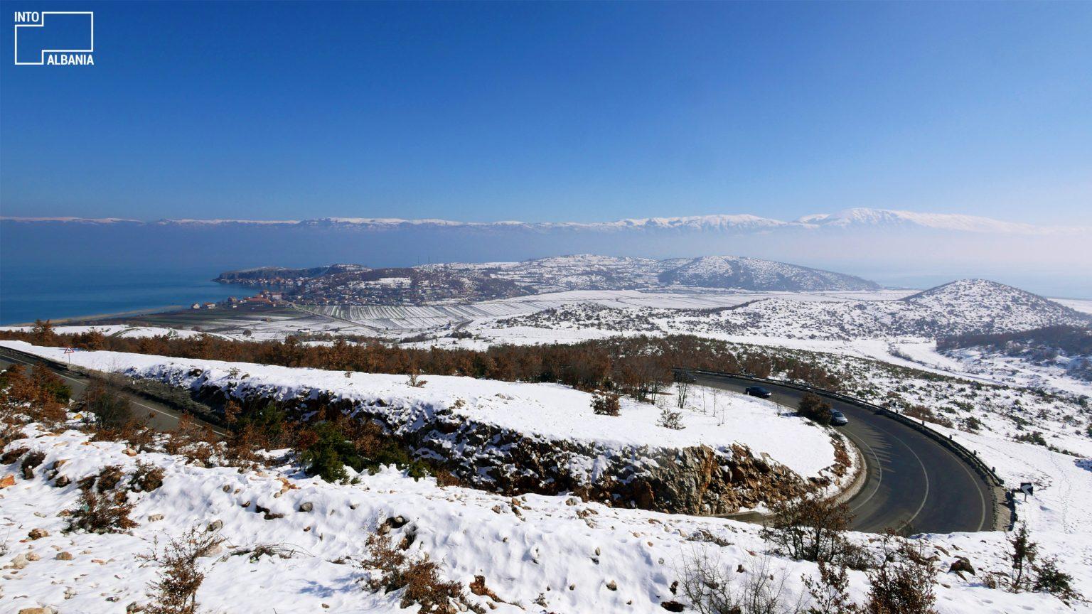 Parku Natyror i Pogradecit, foto nga IntoAlbania