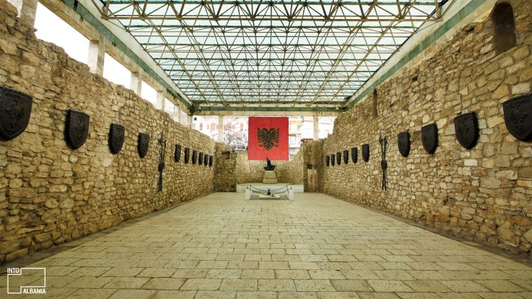 Memorial Museum and the Tomb of Skanderbeg in Lezhë