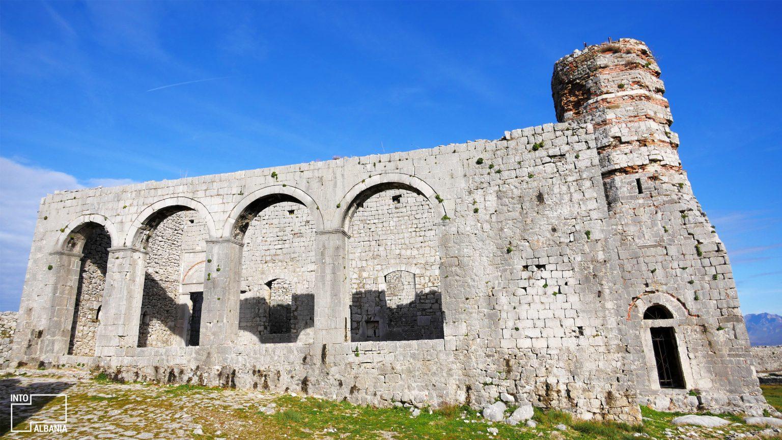 Rozafa Castle, Shkodra, photo by IntoAlbania.