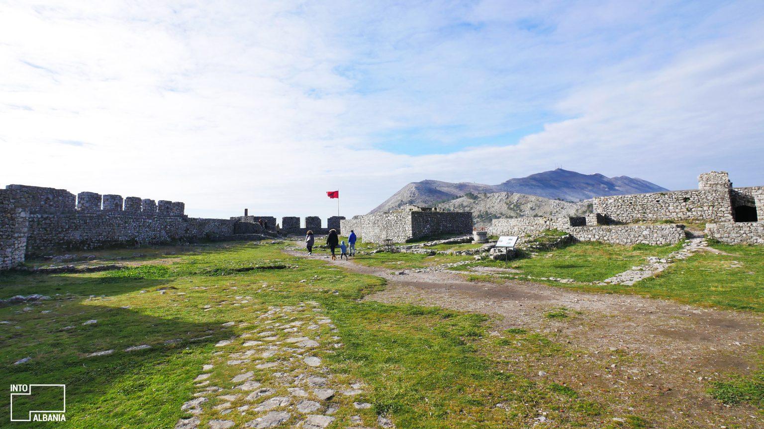 Rozafa Castle, Shkodra, photo by IntoAlbania