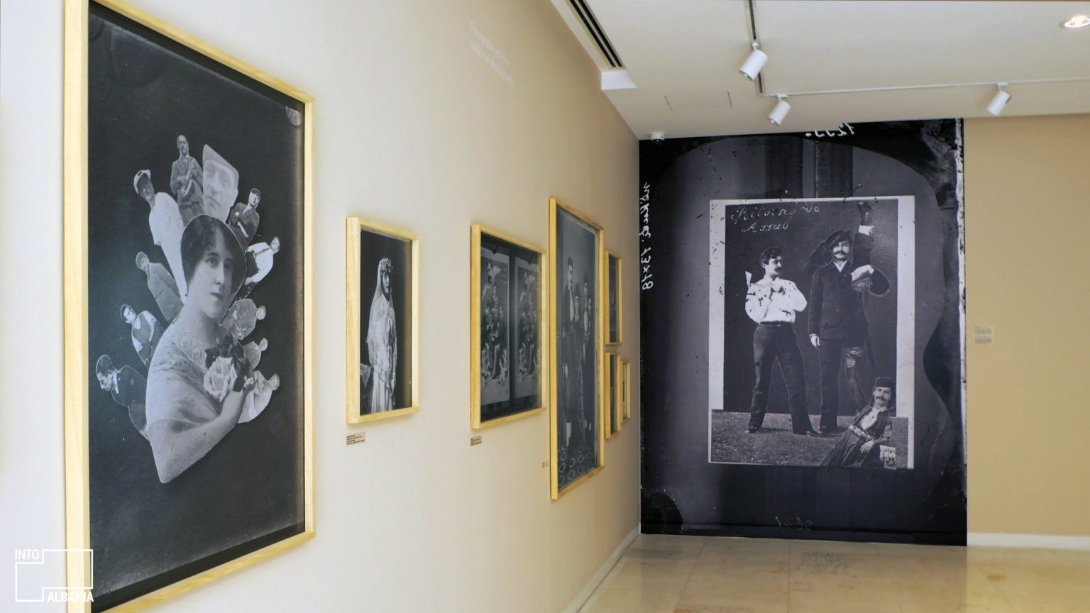Marubi National Photography Museum, Shkodra, photo by IntoAlbania