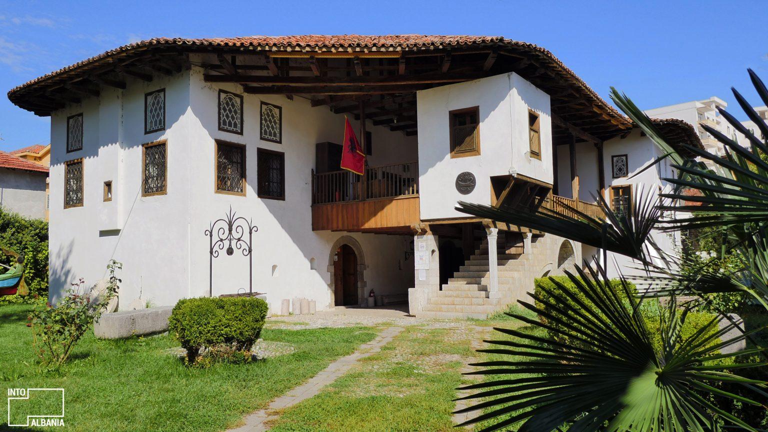 House of Oso Kuka, Shkodra, photo by IntoAlbania.
