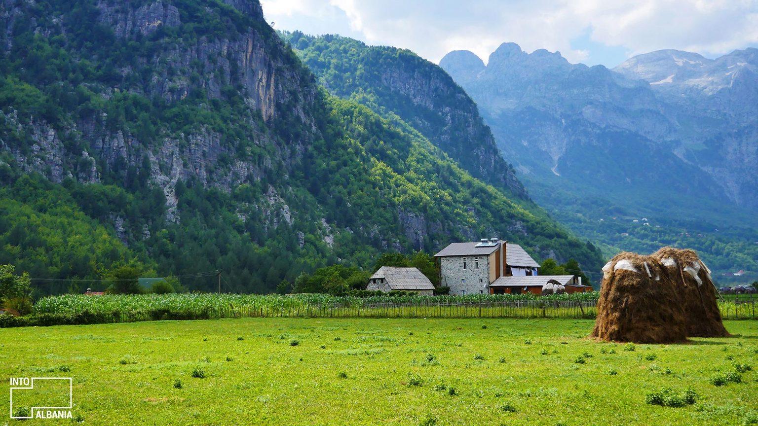 Theth National Park, Shkodra, photo by IntoAlbania.