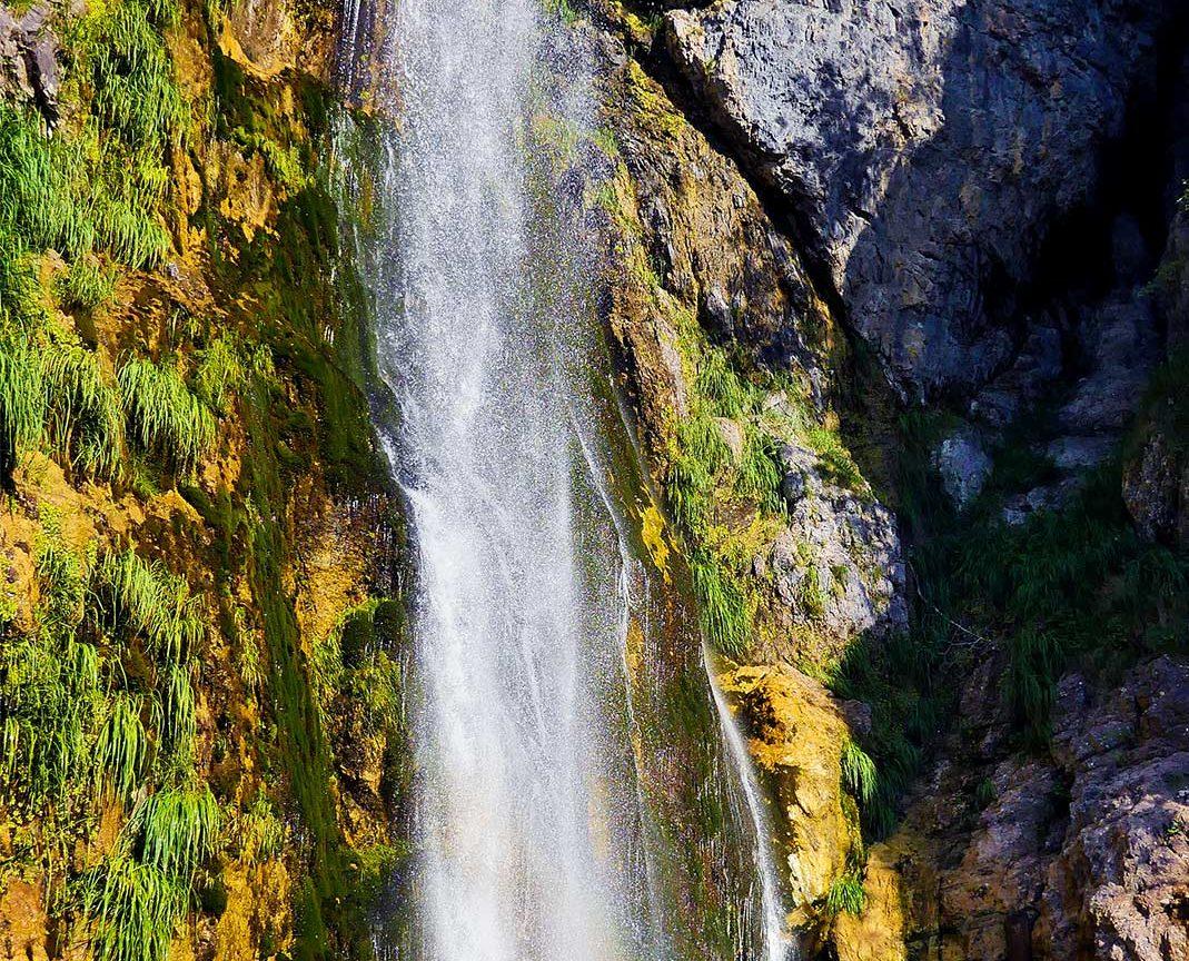 Grunas Waterfall in Theth, Shkodra, photo by IntoAlbania.