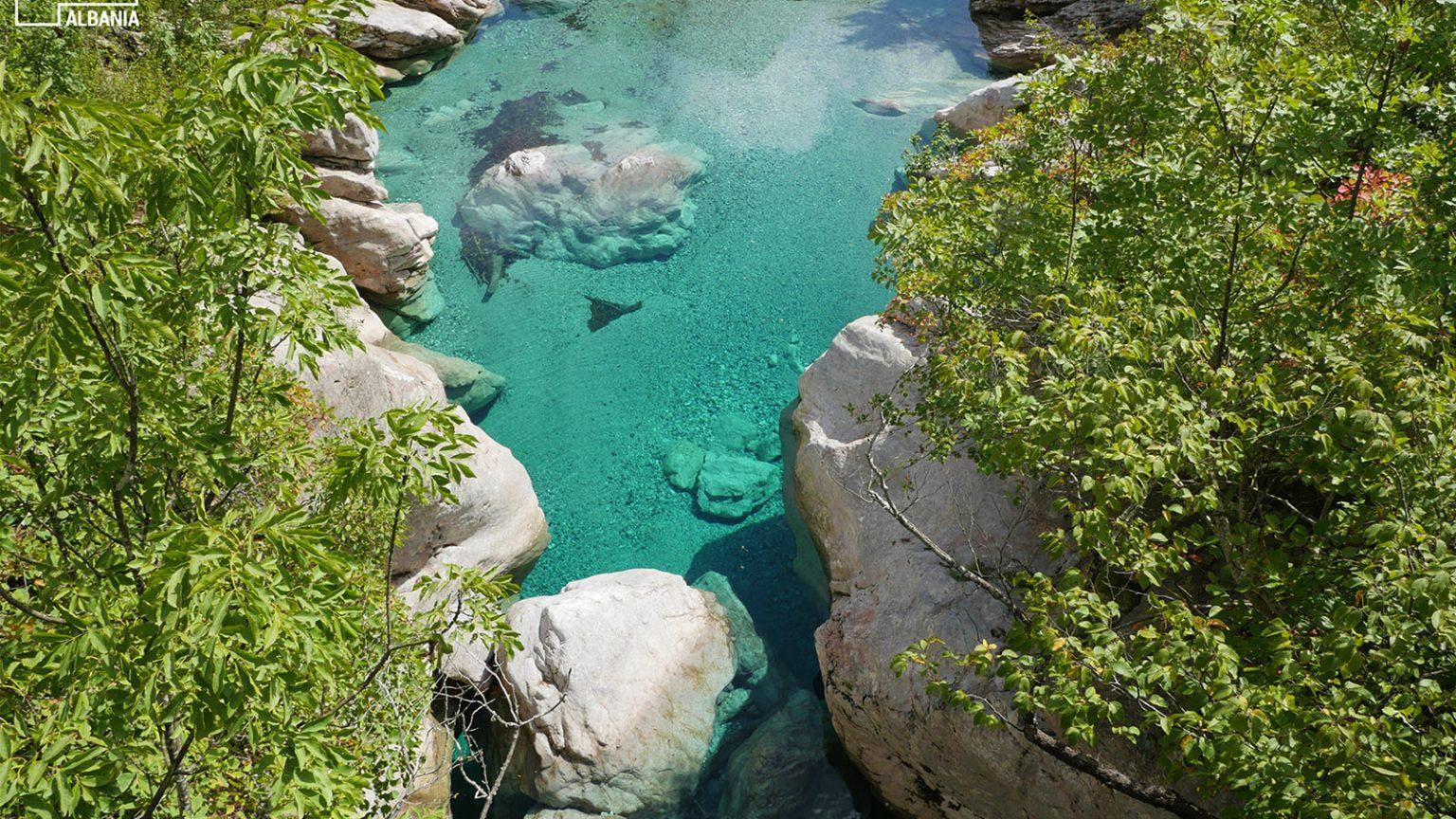 River of Theth, Shkodra, photo by IntoAlbania.