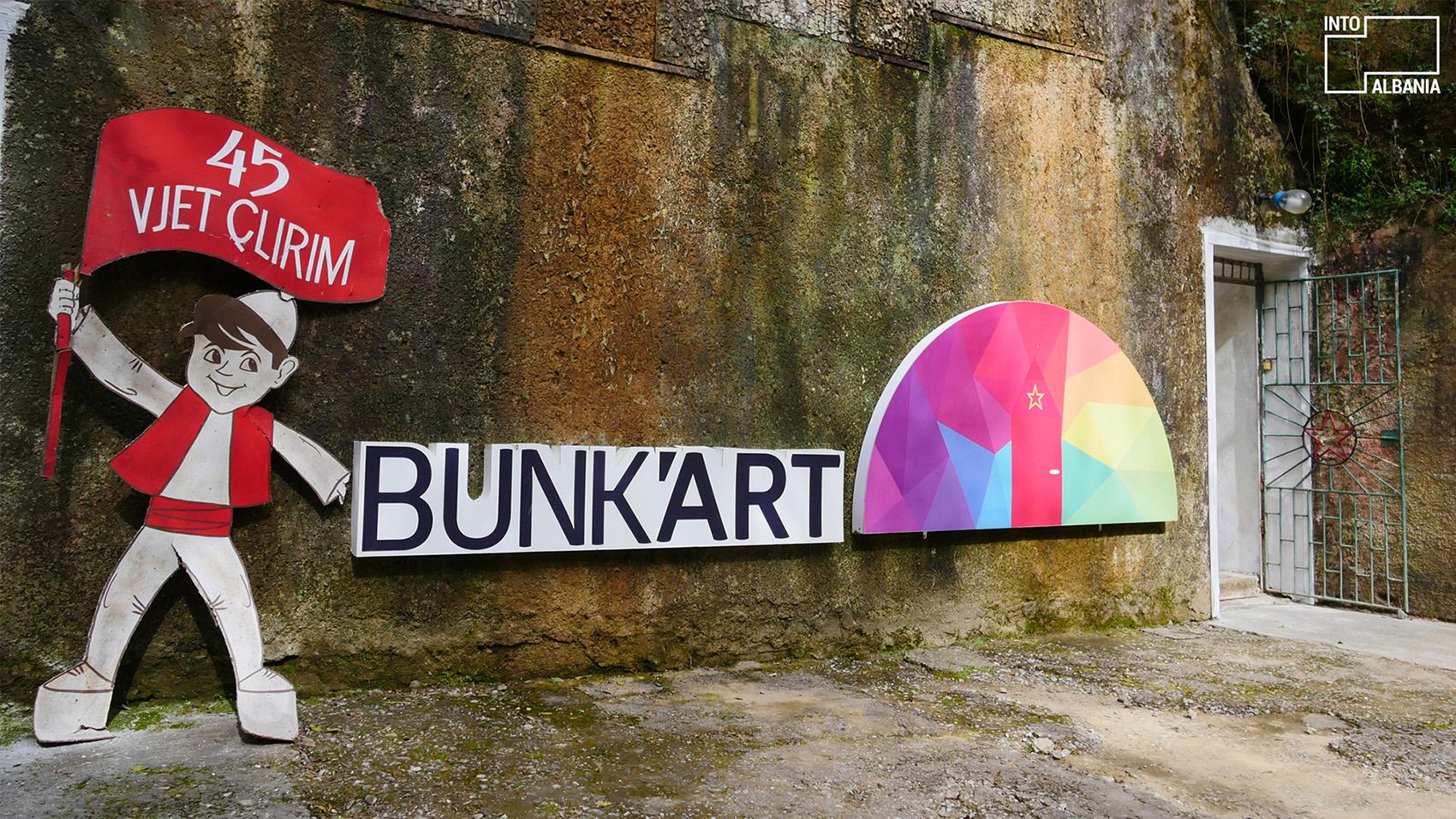 BunkArt 1