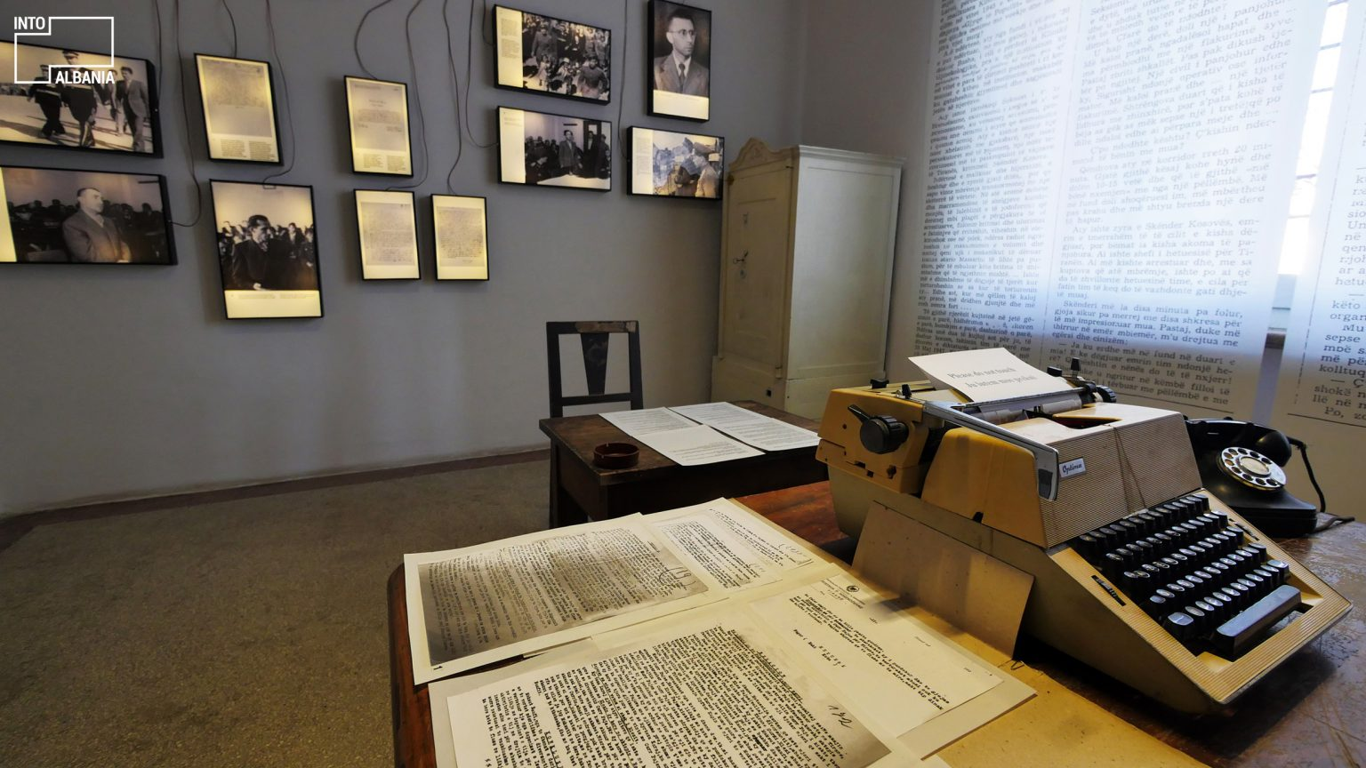 House of Leaves Museum, Tirana, photo by IntoAlbania
