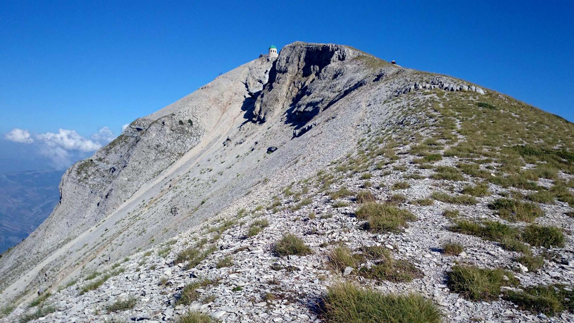 Mount Tomorr - Into Albania