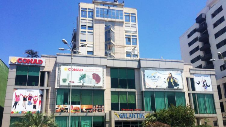 Shopping Malls in Albania Into Albania