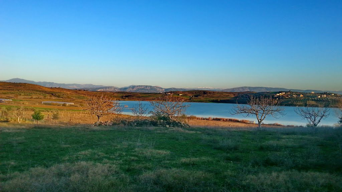 Lakes of Dumrea, Elbasan, Source: mapio.net