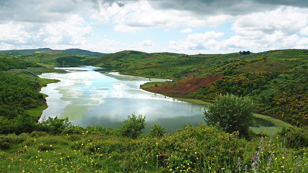 Lakes of Dumrea, Elbasan, Source: commons.wikimedia.org