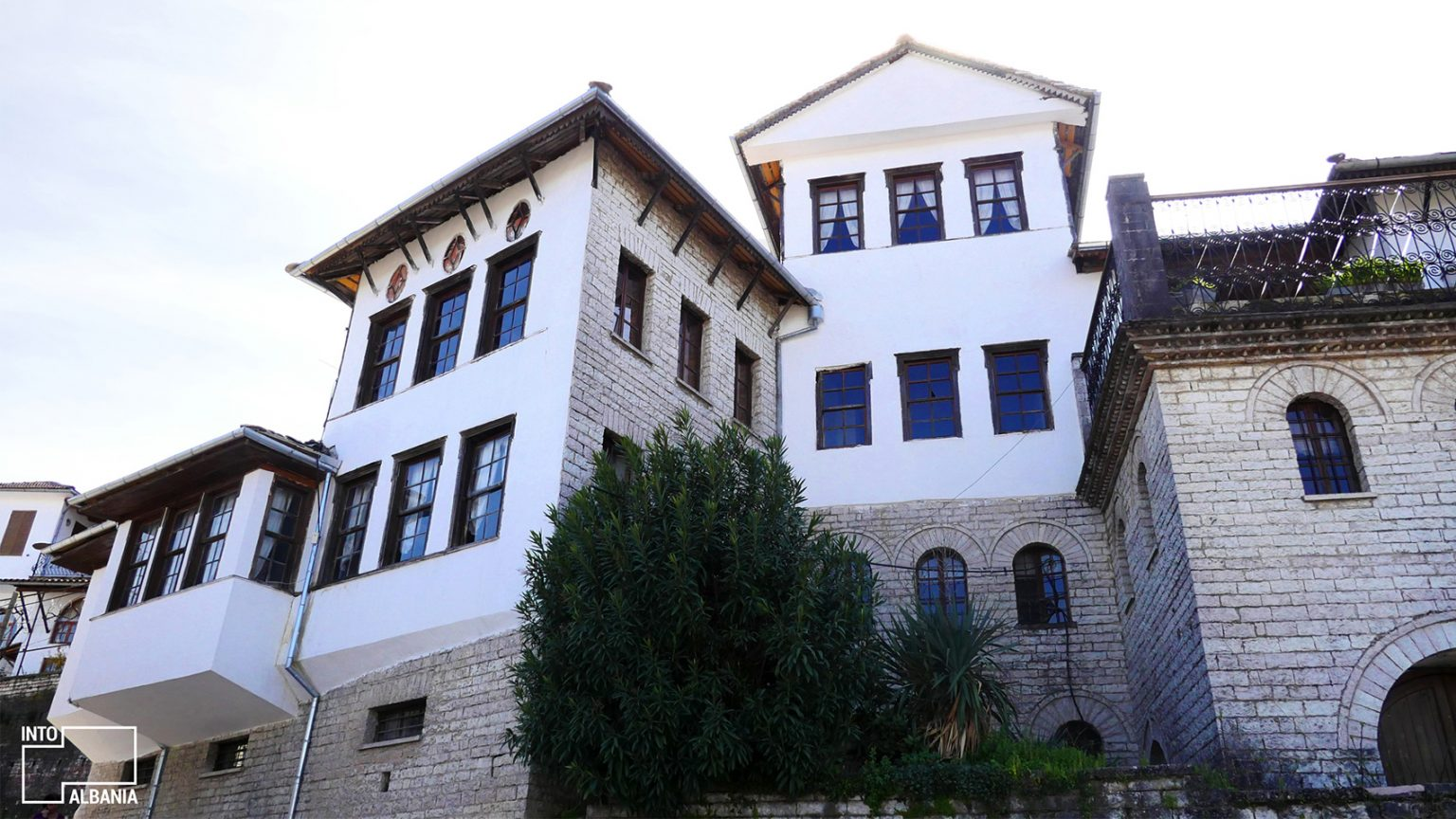 Ethnographic Museum, Gjirokastra, photo by IntoAlbania