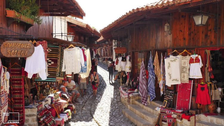 Old Bazaar of Kruja