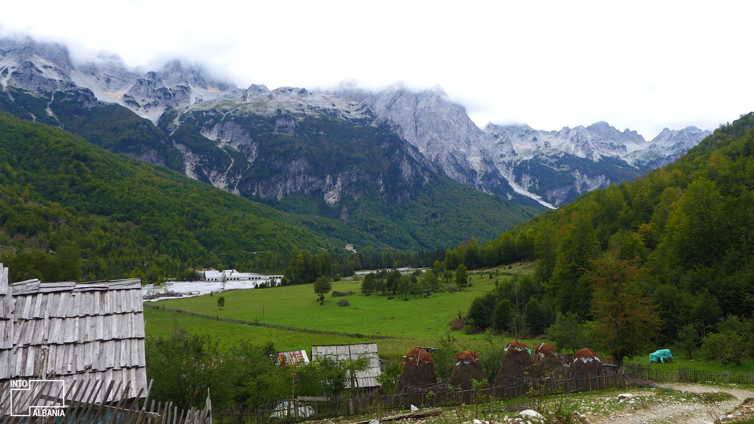 Valbona Valley, Kukës, photo by IntoAlbania.
