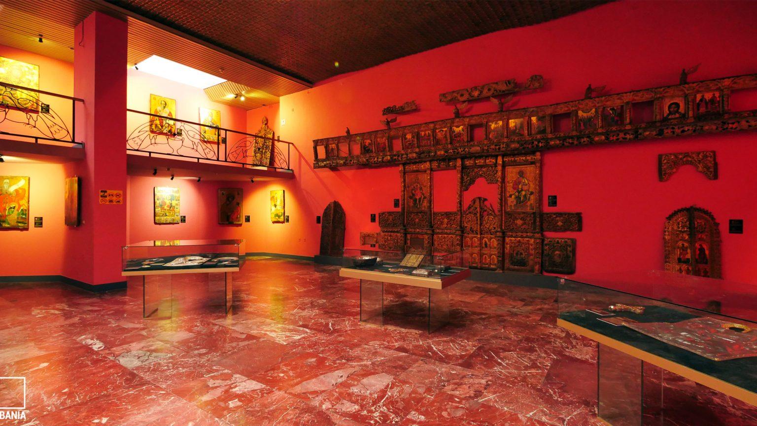 National History Museum of Albania, Tirana, photo by IntoAlbania