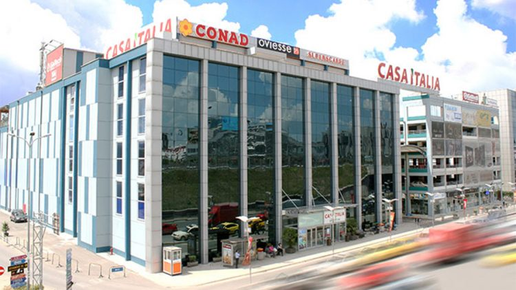 Shopping Malls in Albania