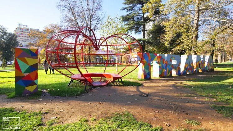 """""""Parku Rinia"""", Street Art"""