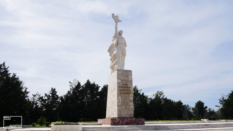 """Mother Albania"" Monument"