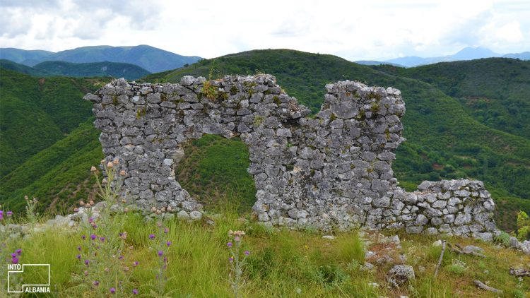 Castle of Drisht