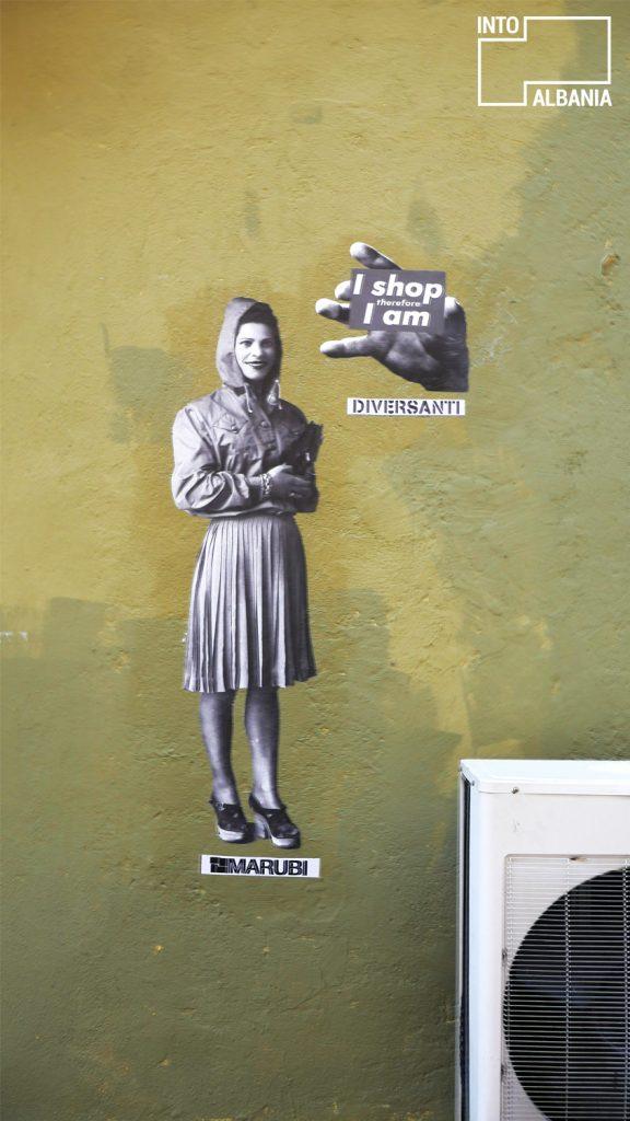 Shkodër, Street Art
