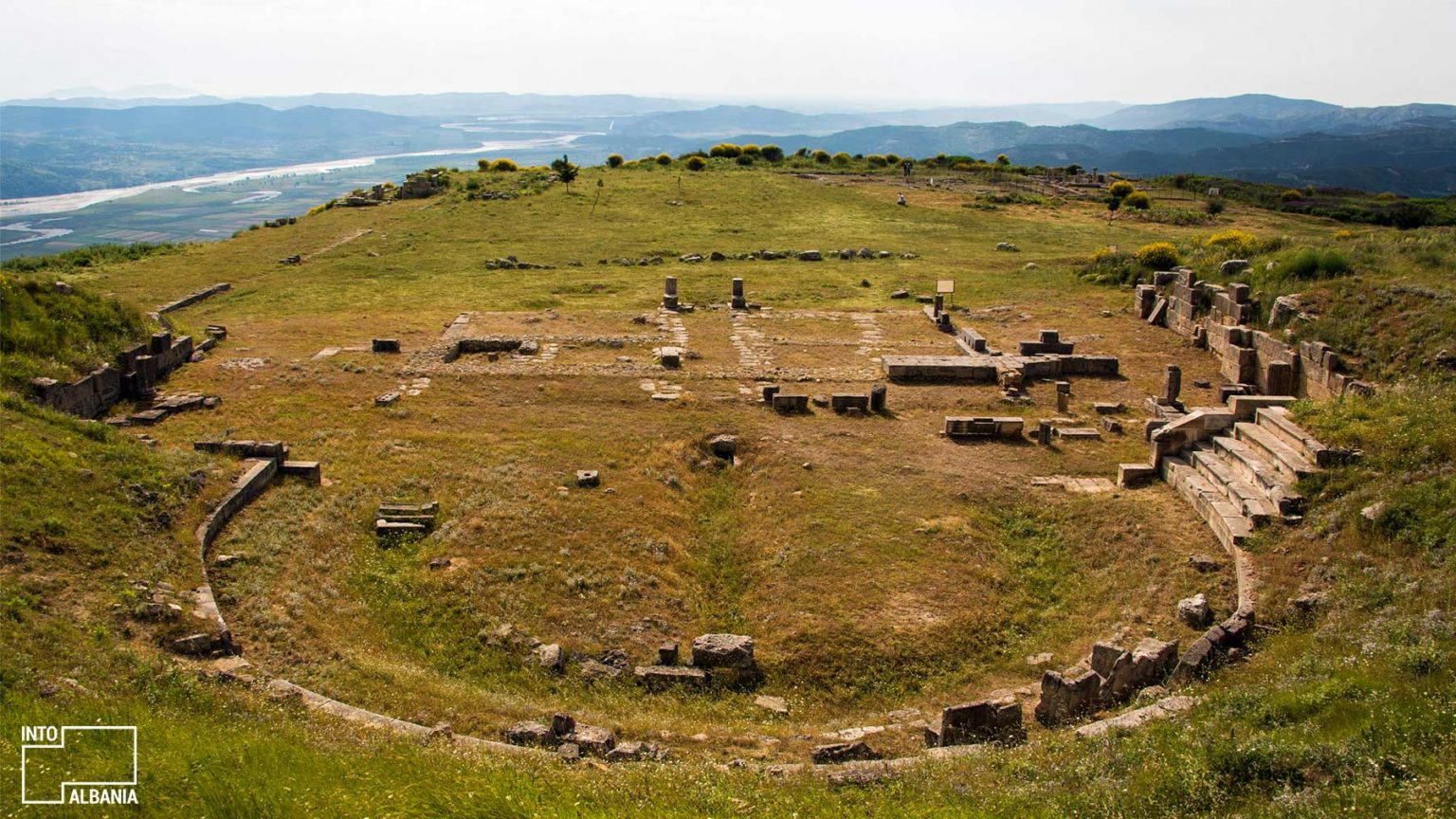 Byllis Archaeological Park, Fier, Photo Credits: Fation Plaku
