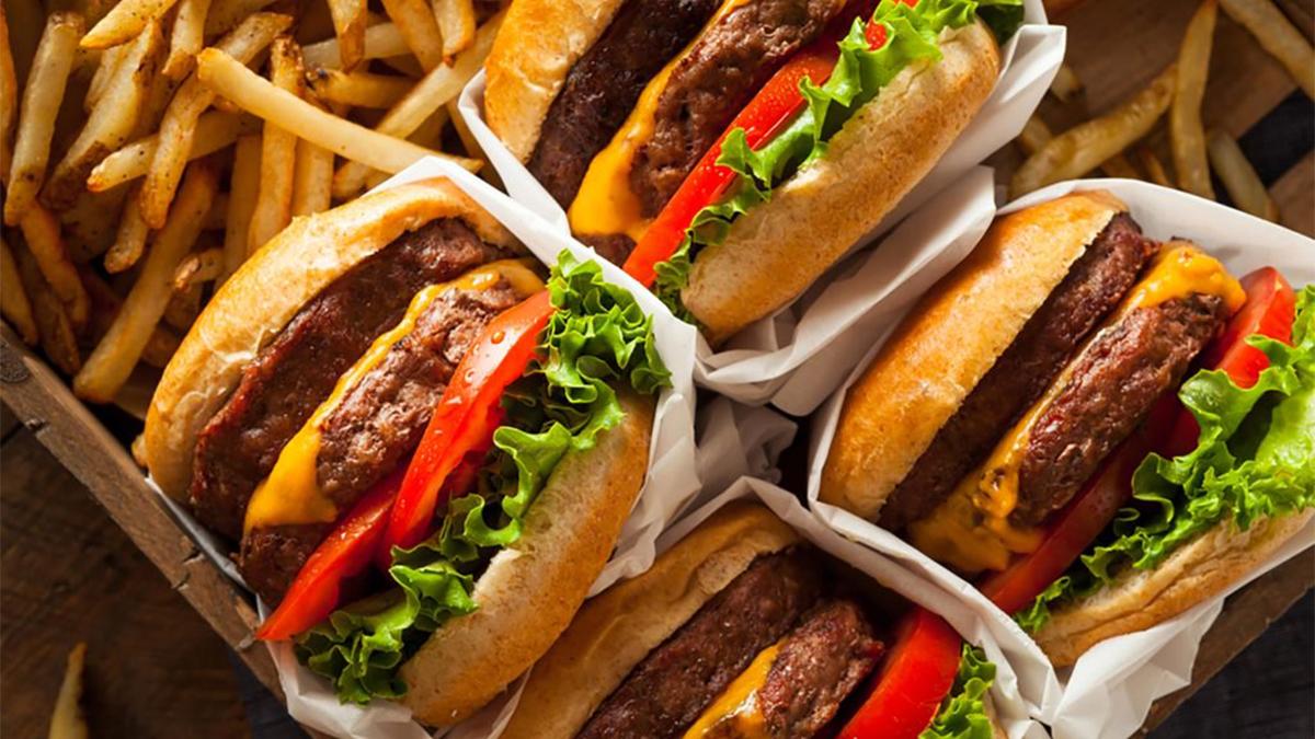 Fast Food In Bermuda