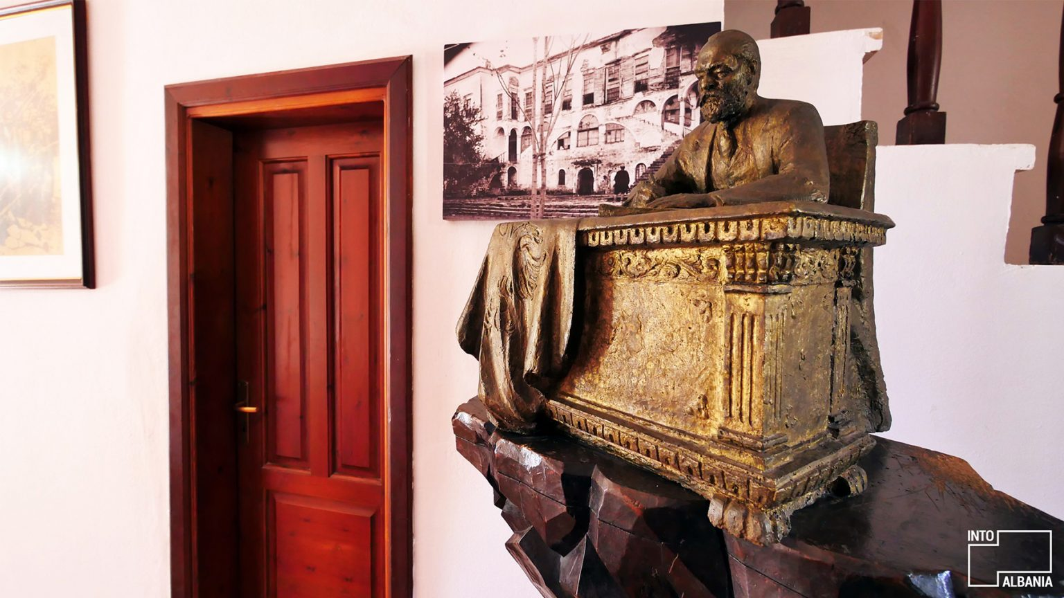 National Museum of Independence in Vlorë, photo by IntoAlbania