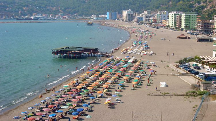 Talë Beach (Plazhi i Talës)