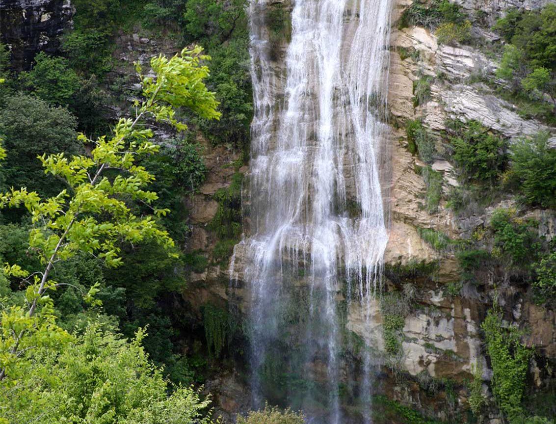 Ujëvara e Sotirës Gramsh, Elbasan, foto nga IntoAlbania