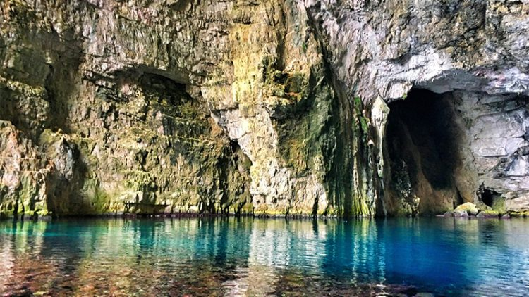 Cave of Haxhi Ali (Karaburun)