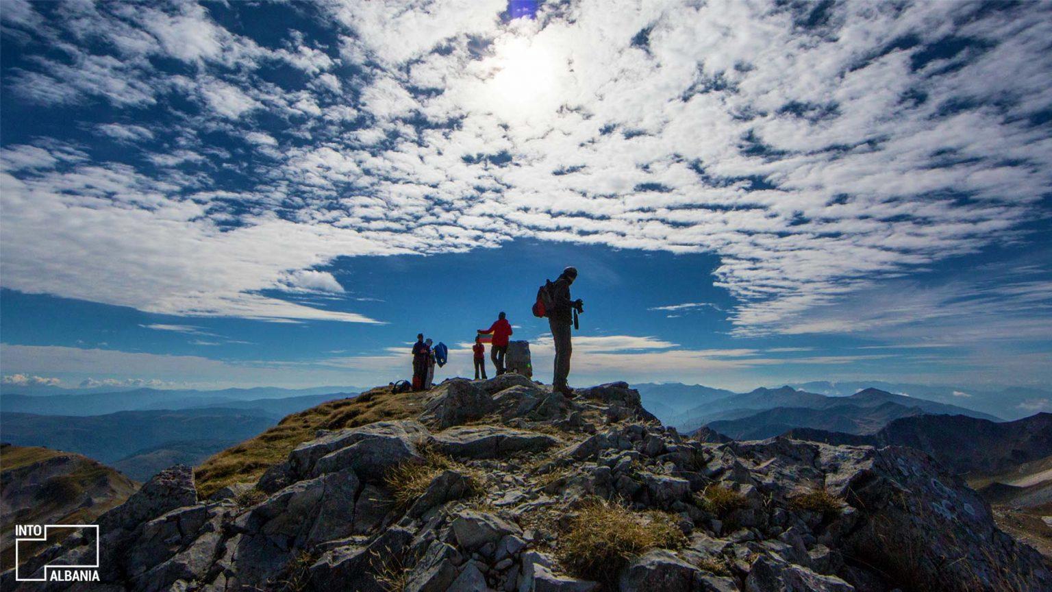Mountain, Hiking, North Albania
