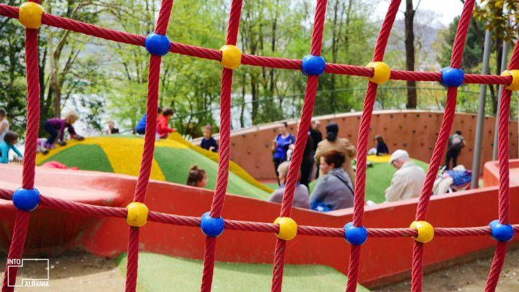 The Grand Park of Tirana, Family Fun