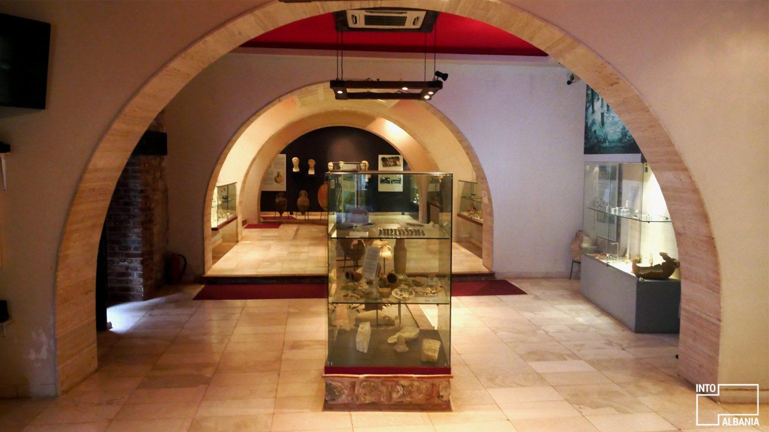 Butrint Museum, Saranda, photo by IntoAlbania
